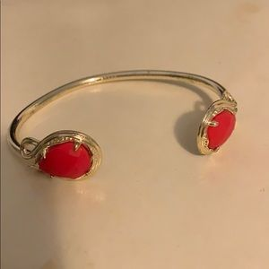 Red Kendra Scott Bracelet